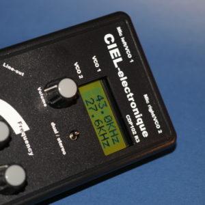 CDP 102 passiividetektori