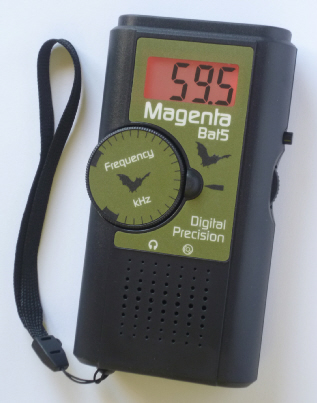Magenta Bat5 detektori